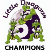 Champion Little Dragons - KMA Exclsuive